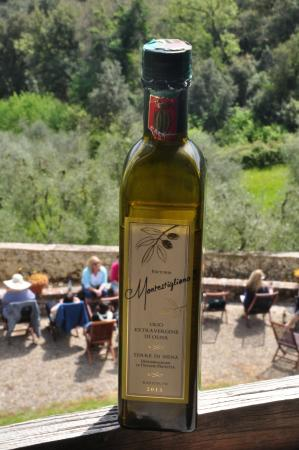 Azienda Agricola Montestigliano : Fresh olive oil from the estate