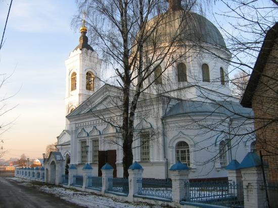Savvinо Transfiguration Church