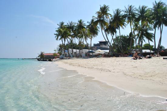 Sun Tan Beach Hotel Maafushi