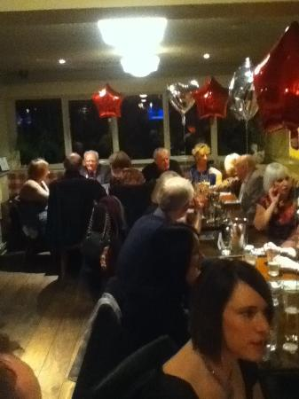 The Larwood and Voce Pub and Kitchen: THE  PARTY.