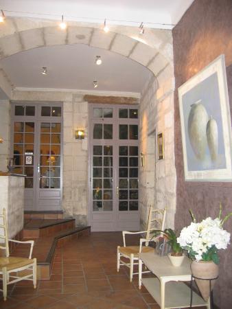 Hotel Du Musee: reception