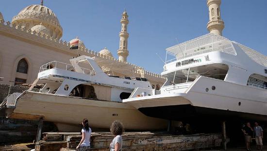 Mogli : Stadtrundfahrt Hurghada