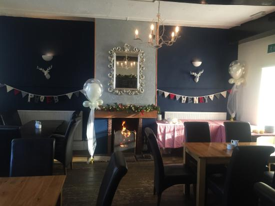 The Tollgate Inn: Private Room Available