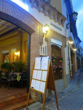 Restaurante Pacomari: エントランス