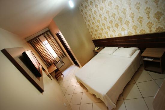 Hotel Villa Canoas: Duplo casal Standart