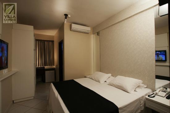 Hotel Villa Canoas: Duplo casal Luxo