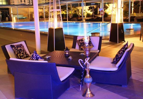 Aqua Lounge: Shisha