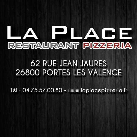 La place restaurant pizzeria portes les valence tripadvisor - Restaurant chinois portes les valence ...