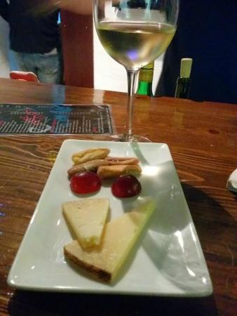 Entrevinos: 地元のチーズ