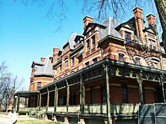 Pullman Historic District