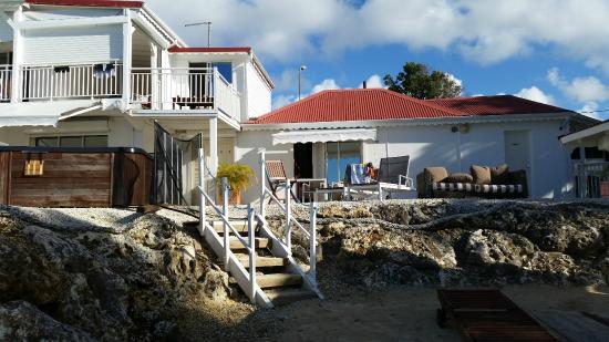 Coco Beach Resort: vue de l'hotel