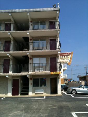 Seaside Heights, NJ: Glendale Motel