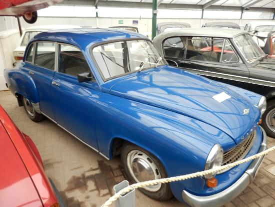 Stondon Transport Museum: Wartburg ?