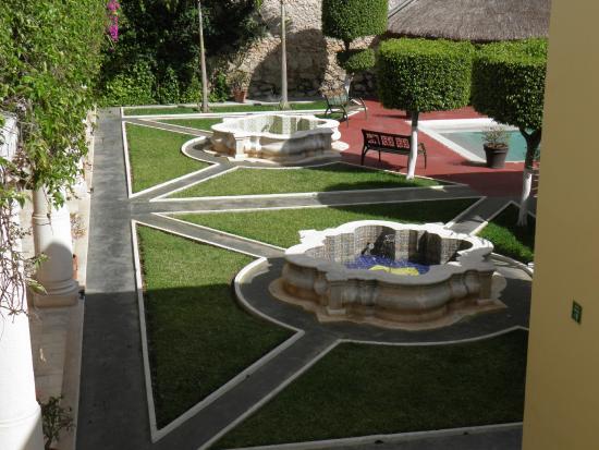 Hotel Casa Lucia : Garden