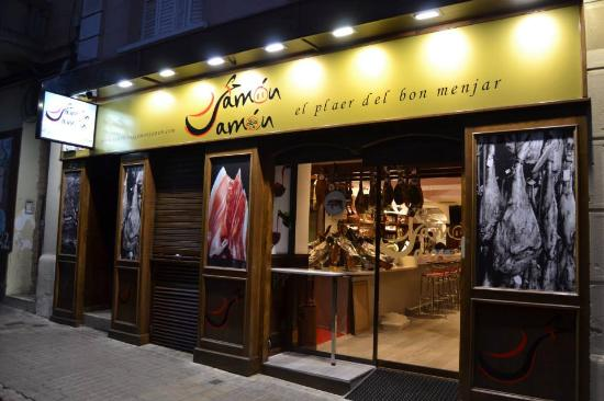 Jamon Jamon Lleida