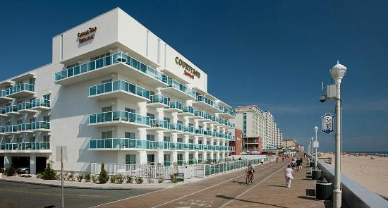 Courtyard by Marriott Ocean City Photo