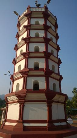 Deep stambha ( lantern tower)