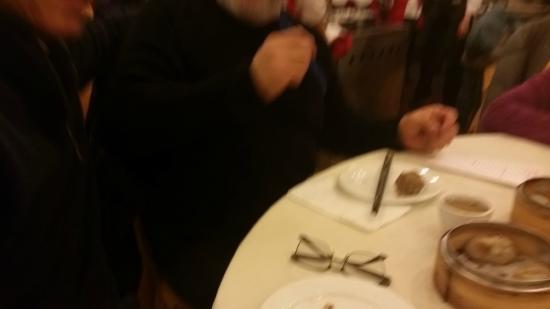 Grand Harmony Restaurant: table setting