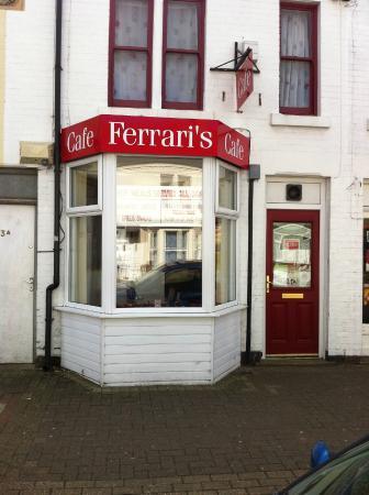 Ferrari's cafe