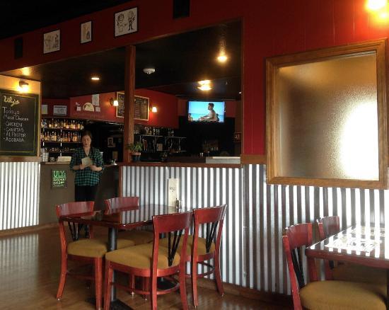 Gresham, Орегон: Upstairs in the main dining area