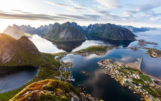 Reine Rorbuer - By Classic Norway Hotels