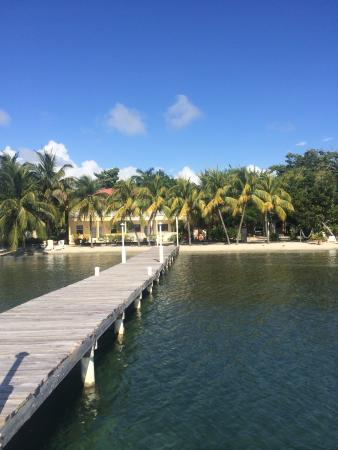 South Waters Resort: view from the dock