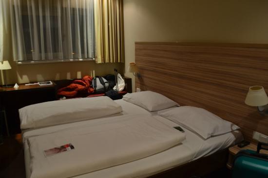 Austria Trend Hotel Salzburg Mitte: camera
