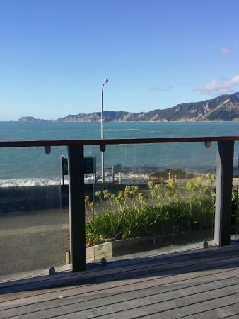 Te Puka Tavern: View from Unit 4