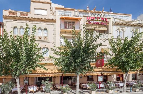 Exterior Hotel La Santa Maria
