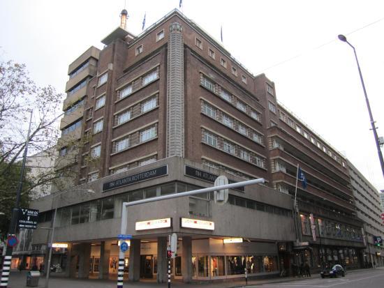 NH Hotel Atlanta - Picture of NH Atlanta Rotterdam, Rotterdam ...
