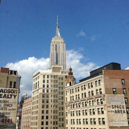 Request A Room With A View Picture Of Broadway Plaza Hotel New York City Tripadvisor