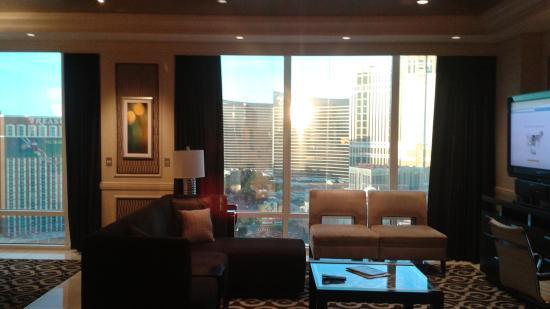 The Mirage Hotel U0026 Casino: 2 Bedroom Penthouse