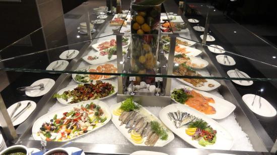 buffet restaurant amsterdam