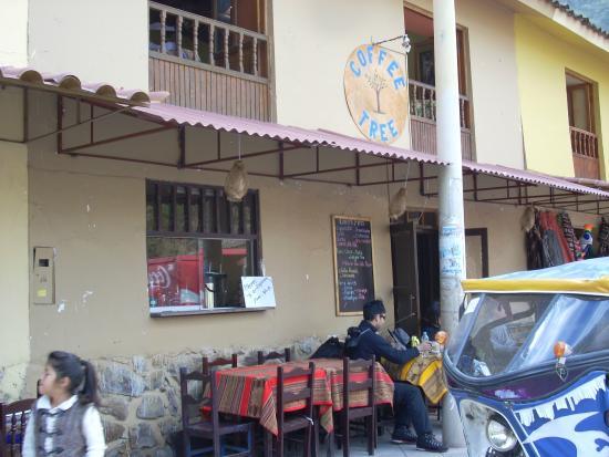 Coffee Tree: Frente del local