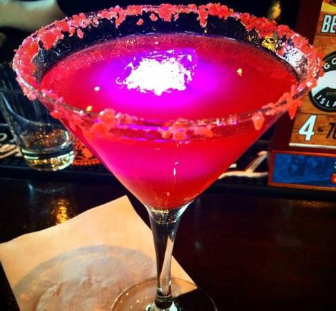 Maggie McFly's: Barbie's Dream House Martini!