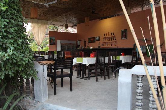 Angkor Spirit Palace: restaurant