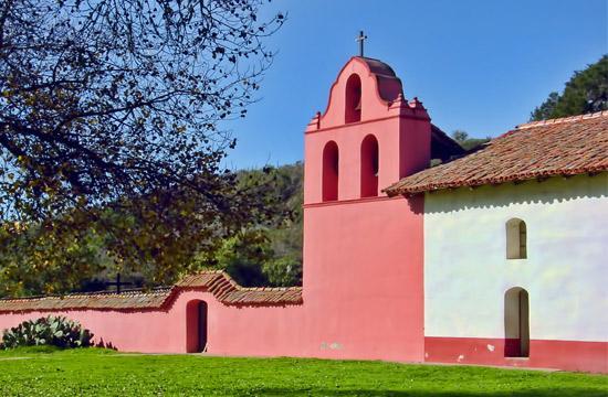 La Purisima Mission (Photo Courtesy of ExploreLompoc.com)