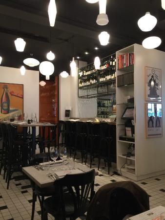 Selecto : Restaurant entrance