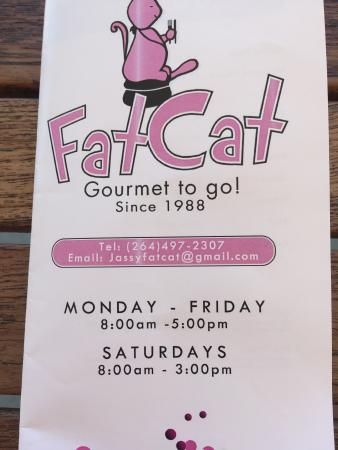 Fat Cat Gourmet