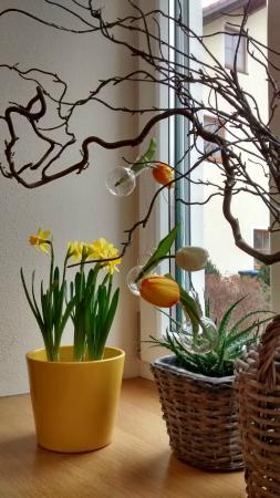 Gästehaus an der Sempt: breakfast room