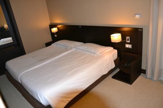Hotel Petit Palais: chambre