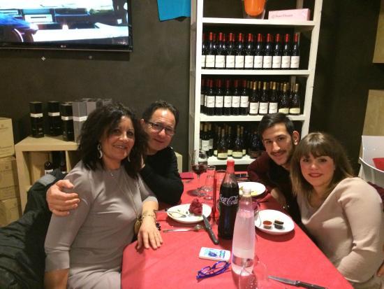 La Mucca Pazza Giardini Naxos: compleanno