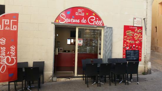Saveurs de Grece Montpellier