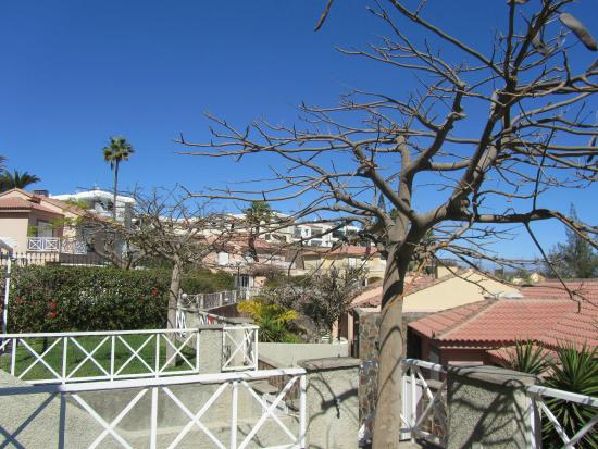 Santa Ana Villas: Het bungalowpark
