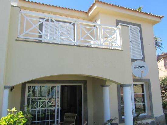 Santa Ana Villas: Ons huis met zonnig balkon