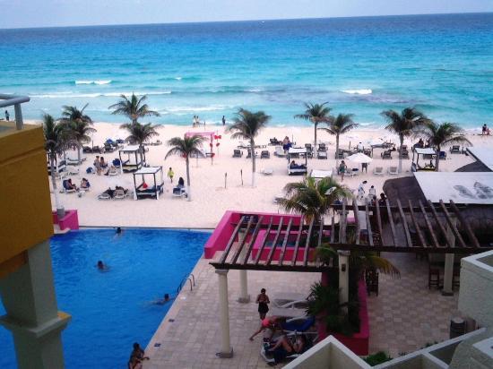 Hotel Nyx Cancun Viuw