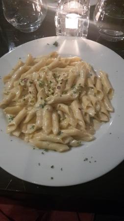 Bar Italia Brasserie : Pâtes aux citrons