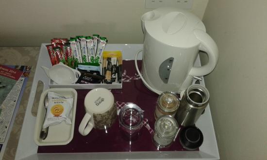 The Battledown Bed and Breakfast: Tea facilities