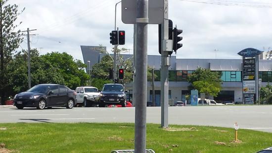 Gold Coast Airport Motel : Opposite the Coolangatta Gold Coast Airport