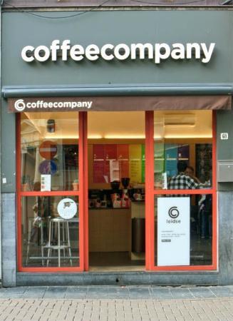 Coffee Company - Leidsestraat